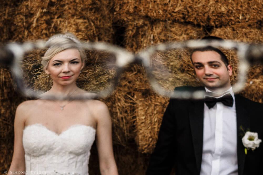 Gli sposi Roy & Alina un Matrimonio ad Alghero