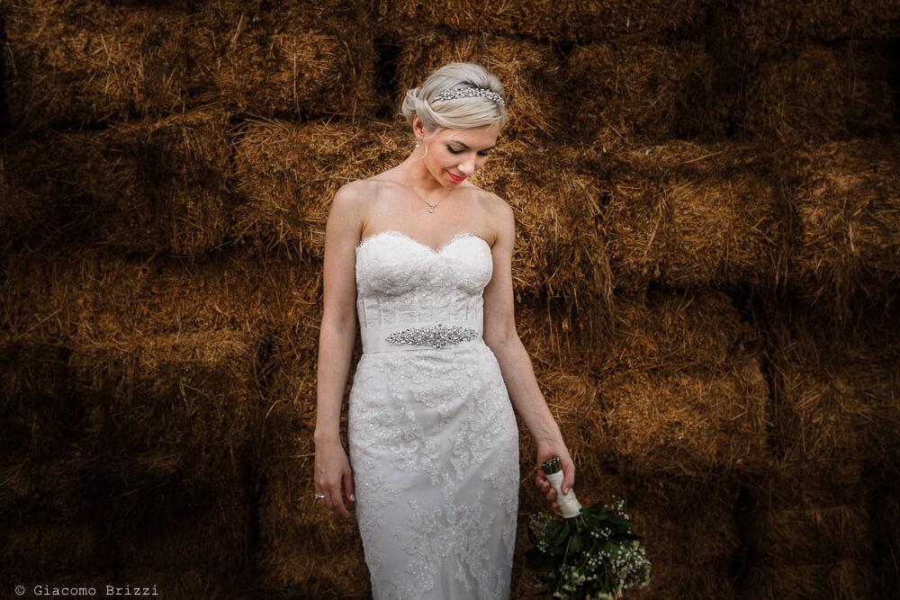 La sposa Matrimonio ad Alghero