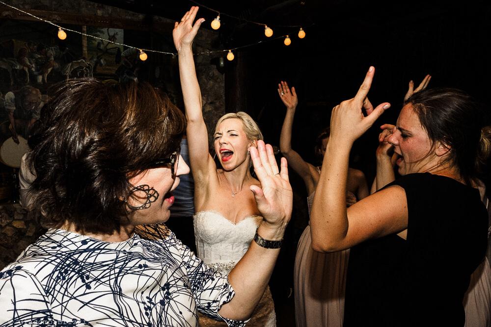 La sposa balla al Matrimonio ad Alghero