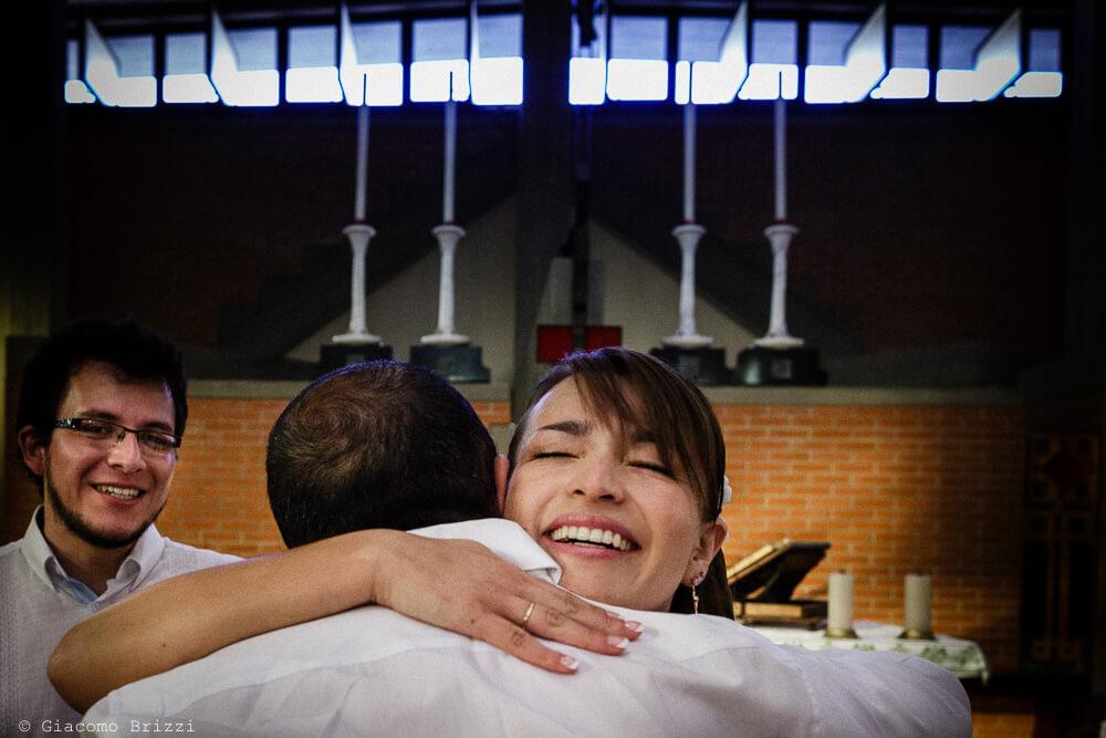 Un abbraccio Matrimonio a Sarzana