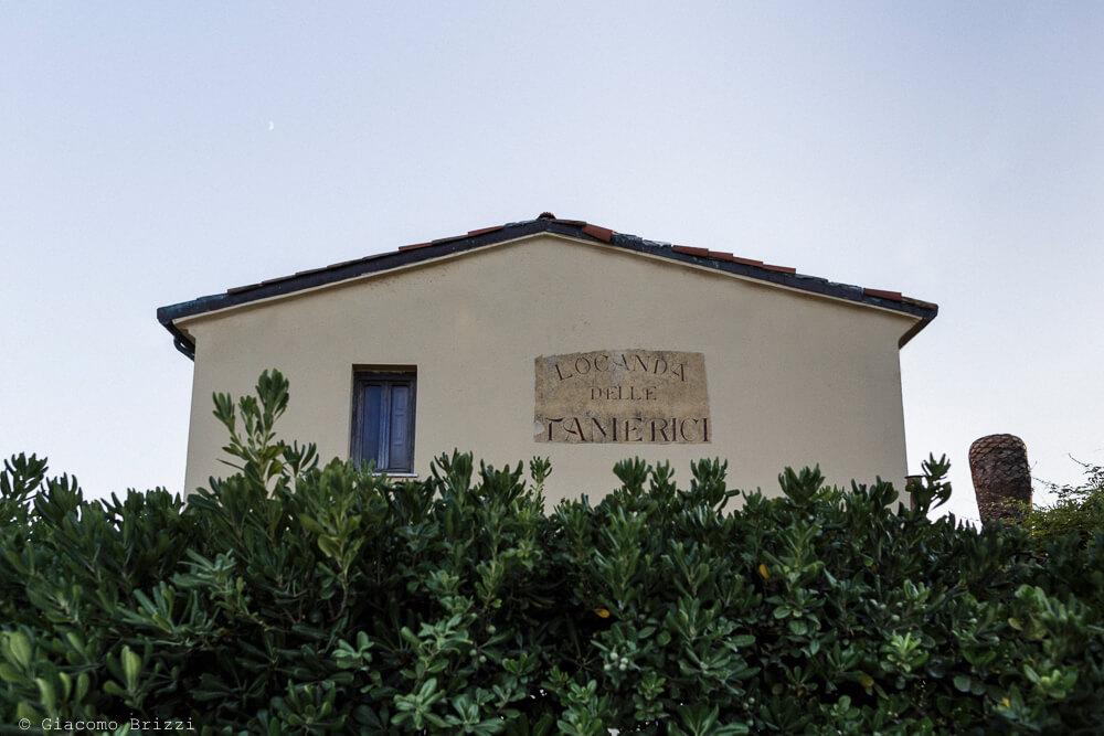 Dettaglio della villa Matrimonio a Sarzana