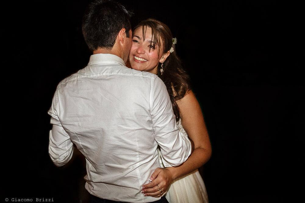 Un ballo degli sposi Matrimonio a Sarzana