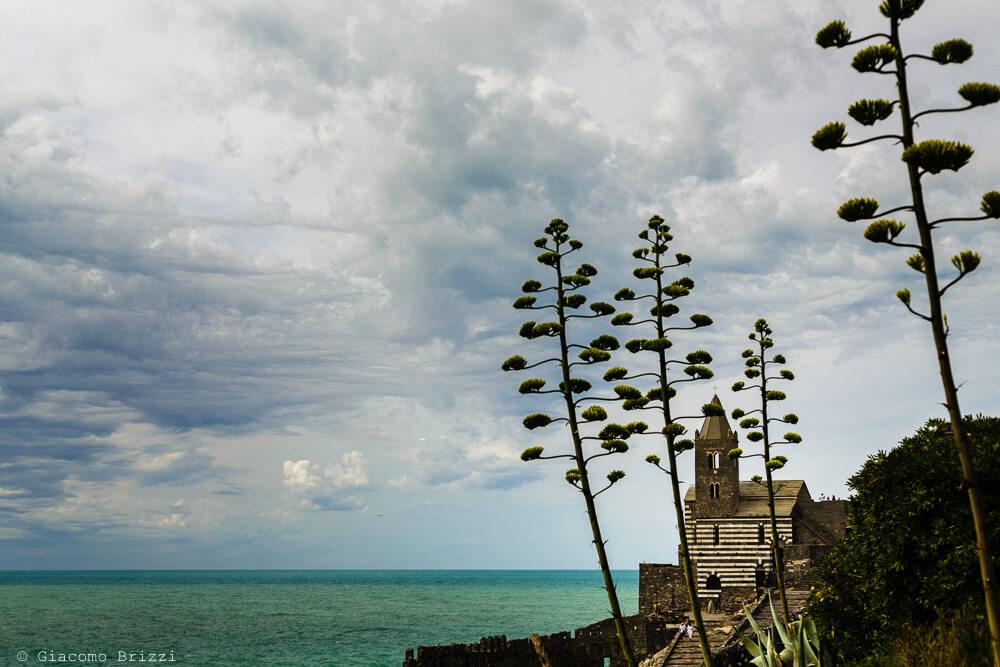 Foto castello al Matrimonio a Portovenere