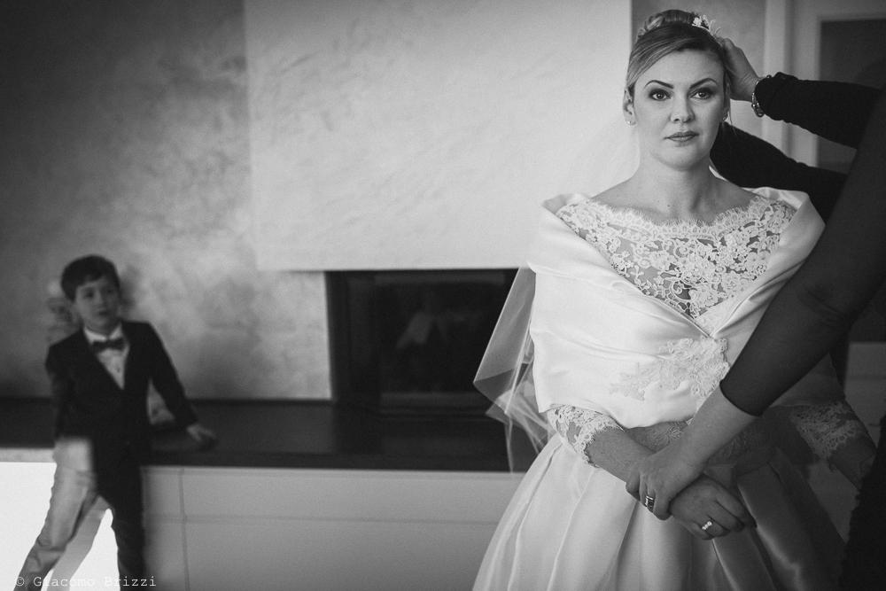 La sposa è pronta matrimonio massa carrara
