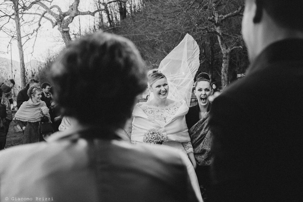 La felicità della sposa matrimonio massa carrara