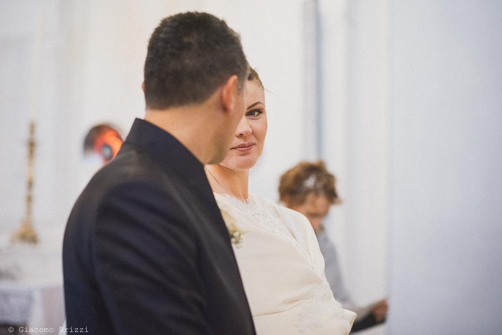Lo sguardo della sposa matrimonio massa carrara