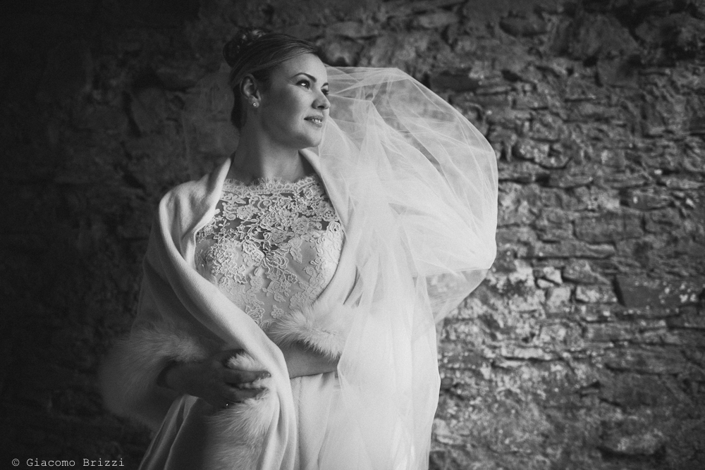 Scatto alla sposa matrimonio massa carrara