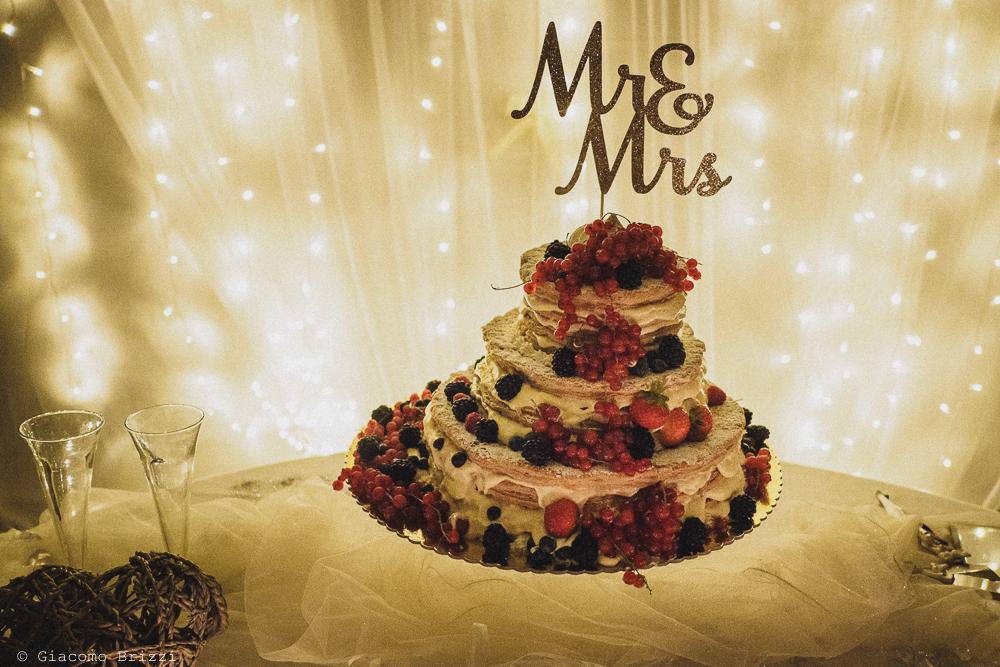 Foto della torta nuziale, fotografo matrimonio ricevimento castello di lerici