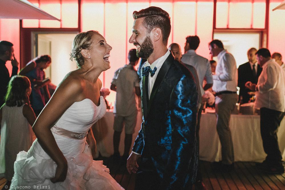 Gli sposi si divertono matrimonio viareggio la costa dei barbari