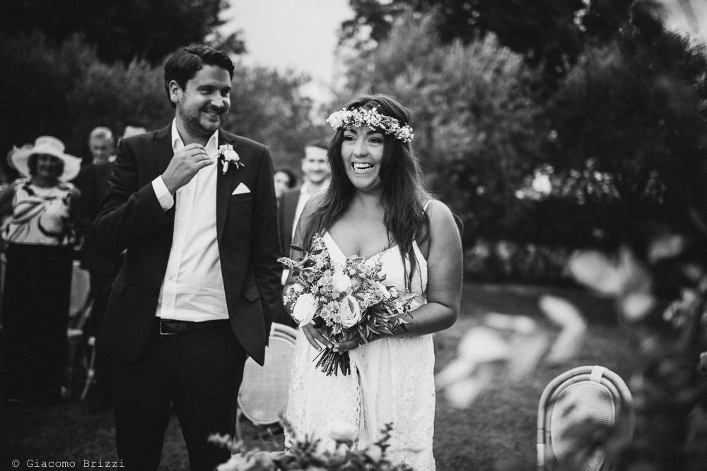 Gli sposi si incontrano, fotografo matrimonio ricevimento la ginestra, finale ligure