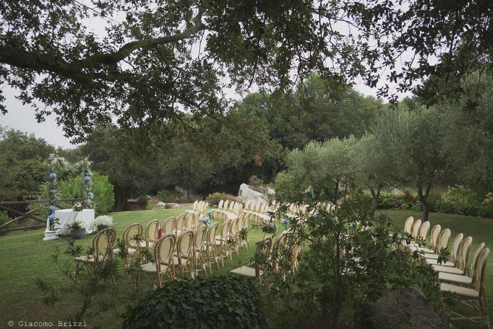 Inquadratura totale sulla location cerimonia, fotografo matrimonio ricevimento la ginestra, finale ligure