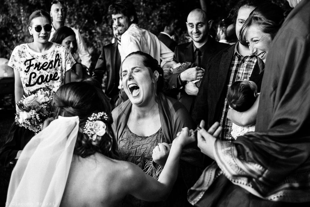 Gli invitati ballano, fotografo matrimonio ricevimento Villa Orlando, Versilia