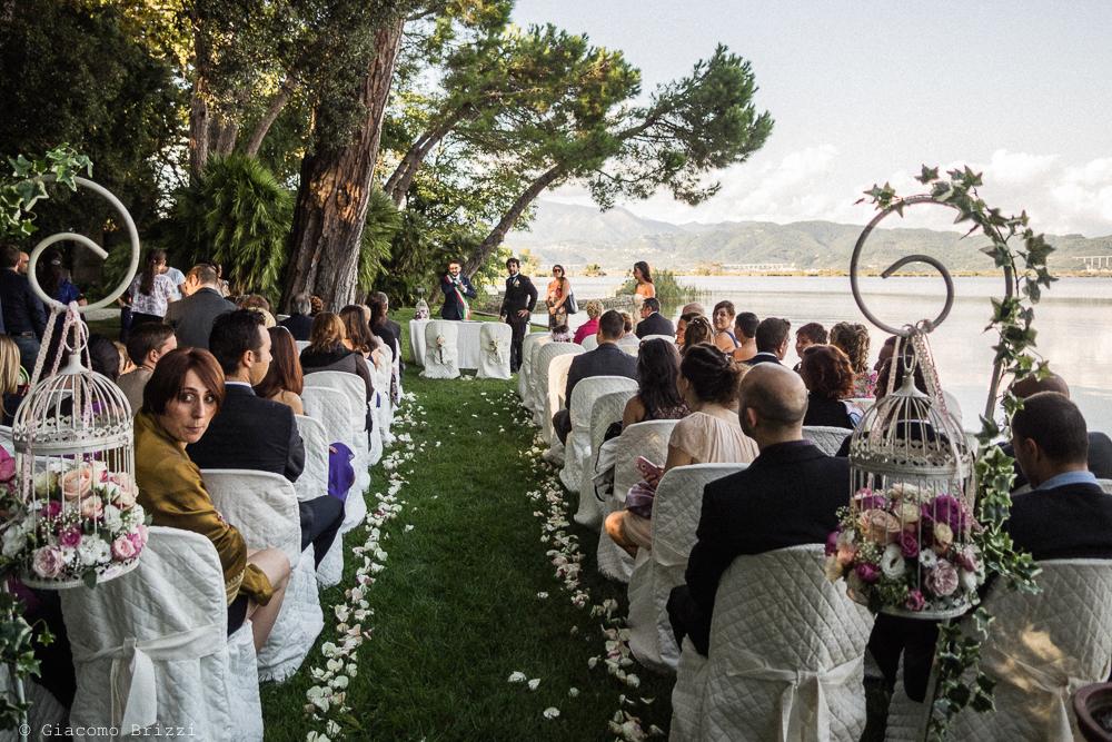 Foto sulla location della cerimonia, fotografo matrimonio ricevimento Villa Orlando, Versilia