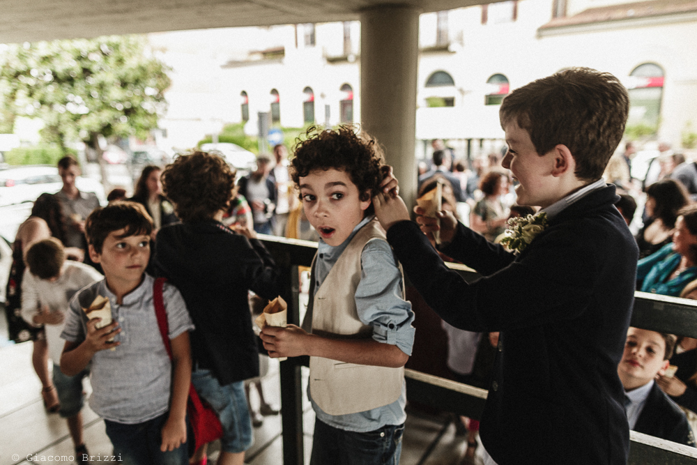 Uno scherzo tra bambini, matrimonio Massa Carrara Toscana