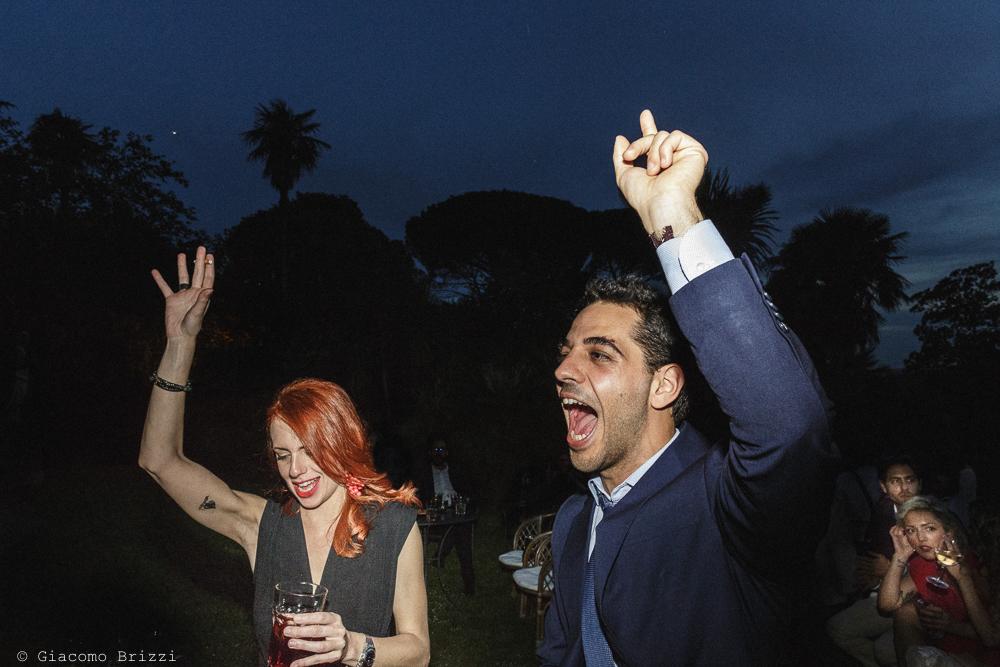 Una coppia che balla, matrimonio San Giuliano Terme, Pisa. Giacomo Brizzi Fotografo